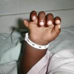 Polydaktylie - hier beim Edwards-Syndrom
